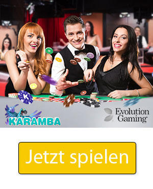 Karamba Black Tie Event Evolution Gaming